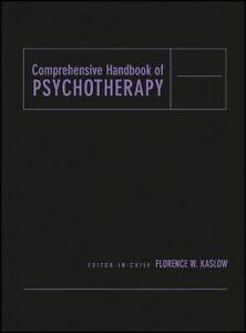 USED-VG-Comprehensive-Handbook-of-Psychotherapy-4-Volume-Set