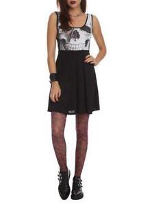 Skull Dress | eBay