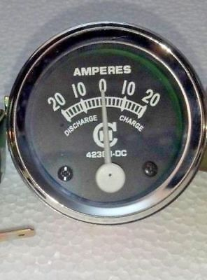 Amp Gauge Meter For Farmall Cih International 4238dc Abchmw Early 1939 1946