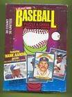 Vintage Baseball Card Box