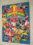 Power Rangers Book