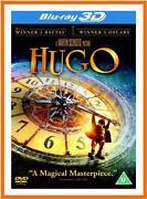 Hugo 3D Blu Ray