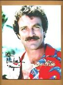 Tom Selleck Autograph