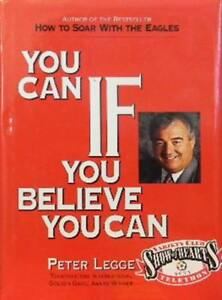 You Can  IF  YOU  BELIEVE  YOU CAN--Free Shipping in B.C.