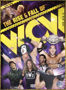 WWE: The Rise and Fall of WCW DVD (2010) Jim Crockett