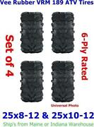 Grizzly ATV Tires