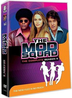 Mod Squad: Complete Season 5 DVD