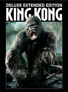 King Kong 3 Disc Deluxe Extended Edition DVD