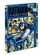 Batman Animated DVD