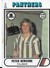 Penrith Panthers 1976 Season NRL & Rugby League Trading Cards