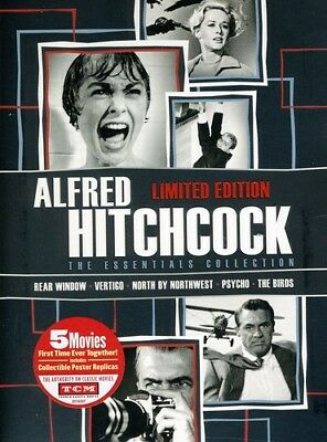 Alfred Hitchcock: The Essentials Collection [New DVD] Digipack Packaging, Dubb