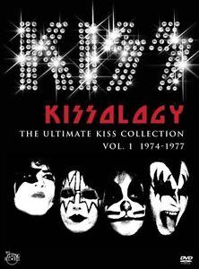 Kiss - Kissology Vol.1, 2,3