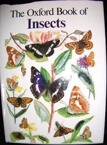 Oxford Book of Insects,John Burton,etc.