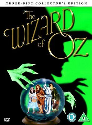 The Wizard Of Oz (3 Disc Collector's Edition) [DVD] [1939]
