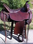 Used Tucker Saddle