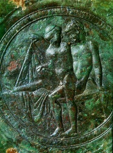 """S.ex or Symbol"" Erotic Art Ancient Roman & Greek Images Beasts Phallus Evil Eye"