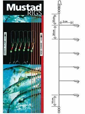 Sabiki Rigs Size 4 6 8 Model 467 12 Packs
