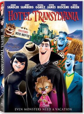 Hotel Transylvania [New DVD] UV/HD Digital Copy, Widescreen, Ac-3/Dolby Digita