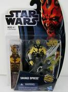 Star Wars Clone Wars Savage Opress