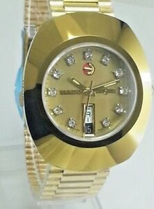 MENS VINTAGE RADO ORIGINAL DIASTAR WATCH