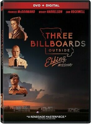 Three Billboards Outside Ebbing, Missouri [New DVD] Ac-3/Dolby Digital, Digita