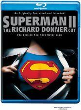 Superman II: The Richard Donner Cut Blu-ray Region A