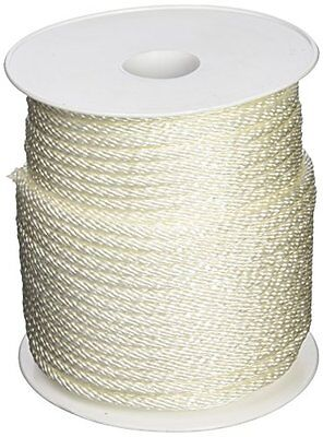 Wellington G1016S0200 Solid Braid Nylon Rope, 1/4-Inch by 200-Foot,