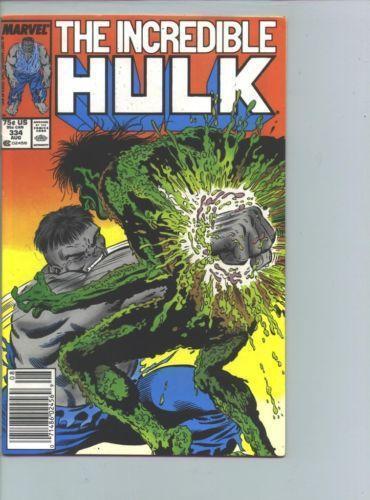 Grey Hulk Comic Ebay
