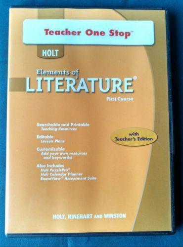 Holt elements of language books ebay fandeluxe Images