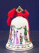 Lenox Bell Ornament