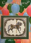 Carousel Horse Cross Stitch