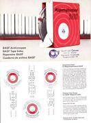 BASF Magnetophonband