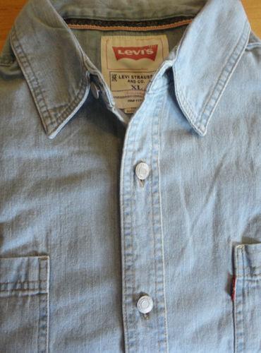 Vintage Mens Shirt