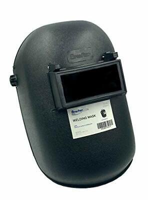 Brufer 216041 Helmet Welding Welding Jobs Standard With Flip-up Movable Lens