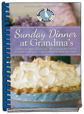 Sunday Dinner at Grandma's: Grandma's Best Recipes for Delicious Dishes Full