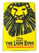 Disney Lion King Pin