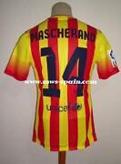 Barcelona Shirt 2013