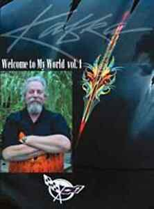Kafka Pinstriping How-To DVD Welcome to My World Volume I, One Shot Paint