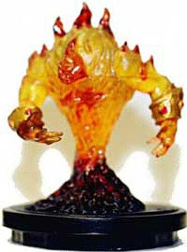 WOW WARCRAFT MINIATURES MINI CORE : ENRAGED FIRE SPIRIT