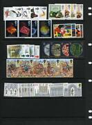 Great Britain Commemorative Stamps