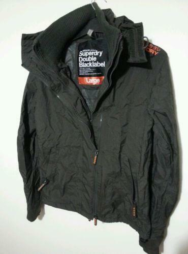 SUPERDRY Double Black ...