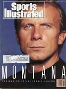Joe Montana Sports Illustrated