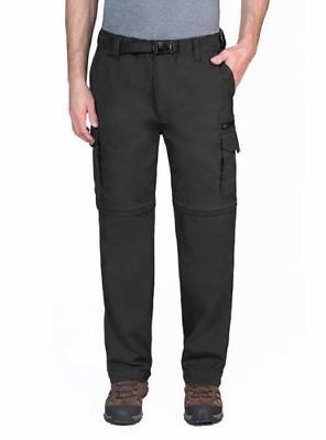 (BC Clothing Men's Convertible Pant with Stretch -Size Medium, Large, XL, XXL S-1)