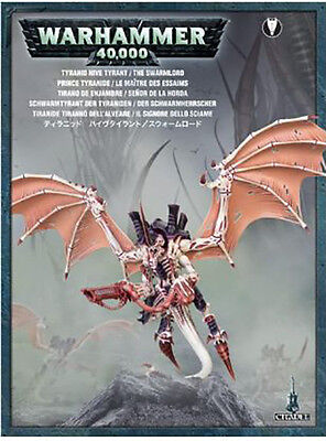 Warhammer 40,000 Tyranid Hive Tyrant Swarmlord