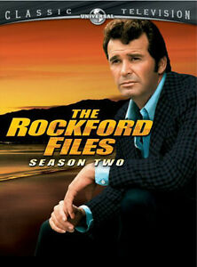 ROCKFORD FILES SEASON 2 NEW IN SHRINK WRAP