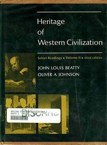 Heritage Western Civilization Voltaire Descartes Bacon Galileo Newton Rousseau