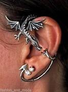 Drachen Ohrring