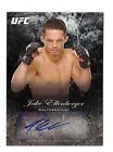 Single Mixed Martial Arts (MMA) Trading Cards