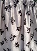 Silver Pencil Pleat Curtains