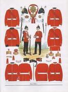 British Army Officers Uniform